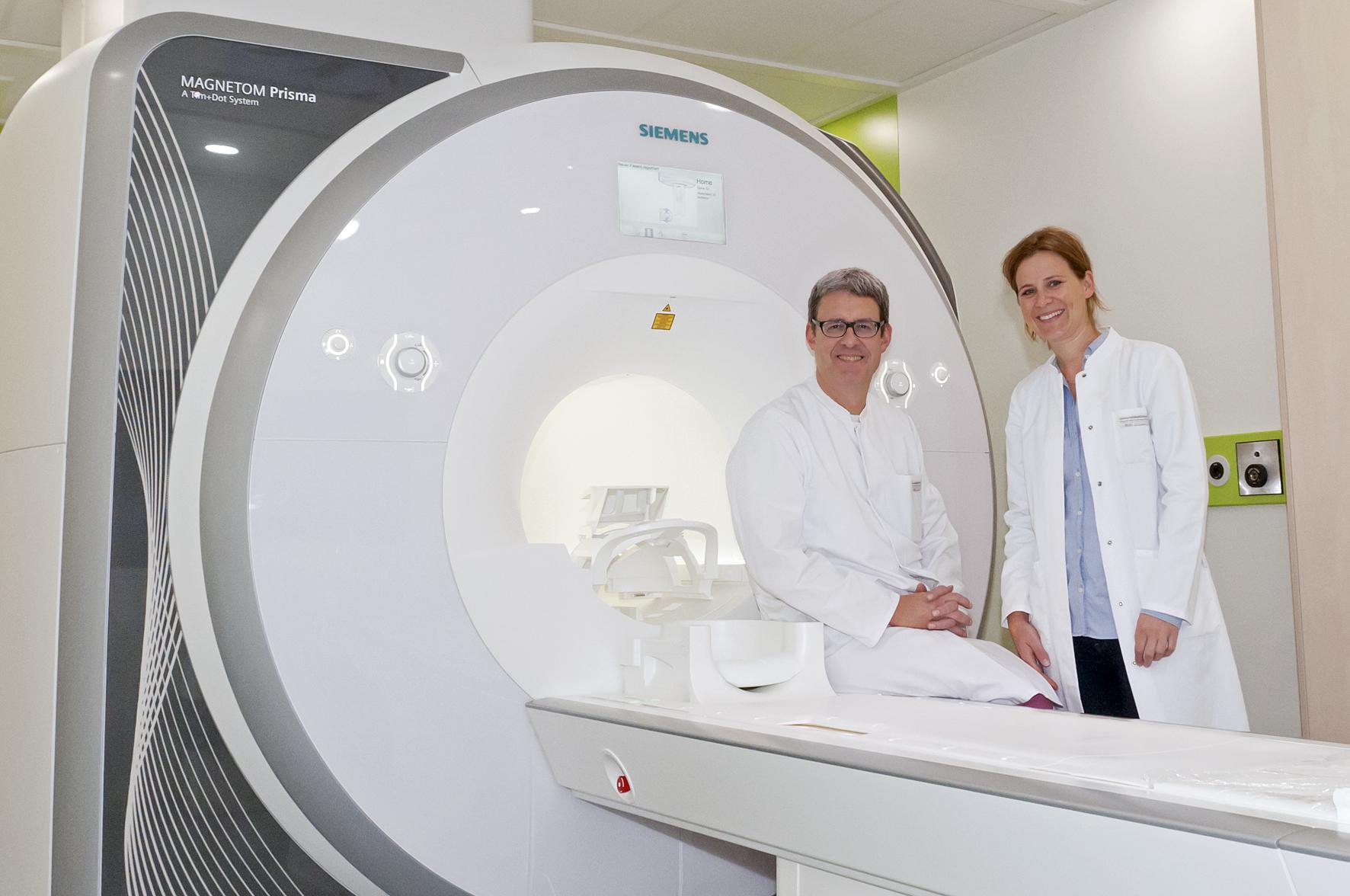 Neuer Kernspintomograph liefert hochaufgelöste Bilder vom Gehirn